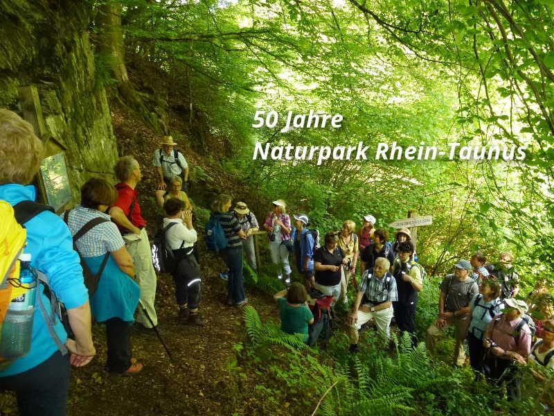 50 Jahre Naturpark Rhein-Taunus